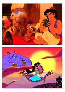 Купить школьные альбомы для рисования Aladdin