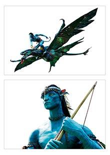 Школьный альбом для рисования Avatar