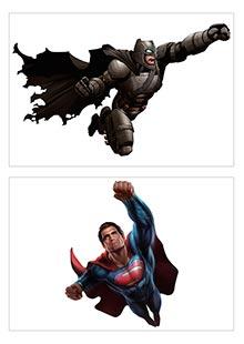 Школьный альбом для рисования Batman v Superman: Dawn of Justice