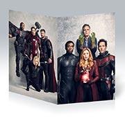 Купить студенческие тетради Avengers
