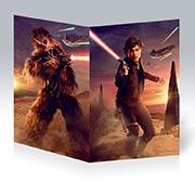 Купить студенческие тетради Star Wars